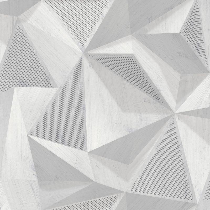 papier peint patchwork planches de bois bleues ugepa. Black Bedroom Furniture Sets. Home Design Ideas