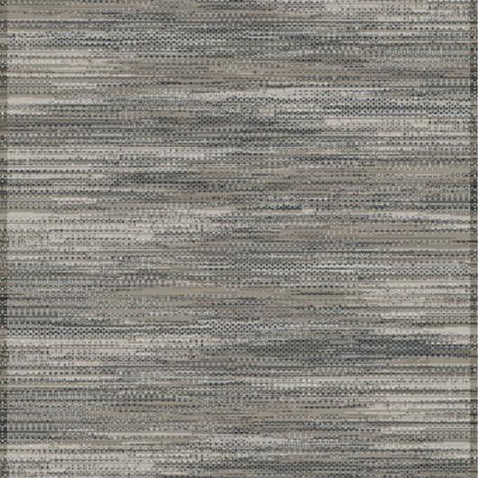 Papier peint à motif à rayures Dot jaune/vert - SWING - Caselio