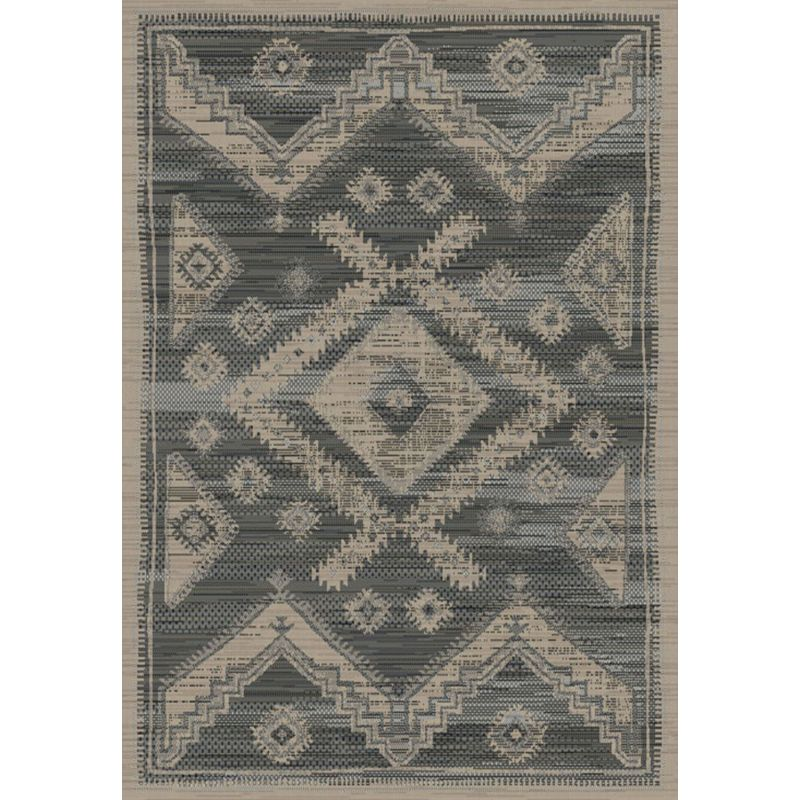 sol vinyle carreaux de ciment noir et blanc lagos 909d. Black Bedroom Furniture Sets. Home Design Ideas
