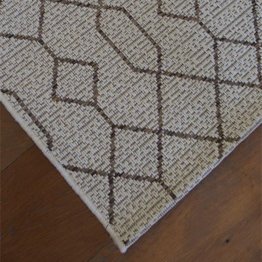 Tapis enfant Disney - Le monde de Cars rouge - 95x133cm.