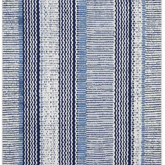 Tapis enfant Disney - La fée clochette, bleu violet - 95x133cm.