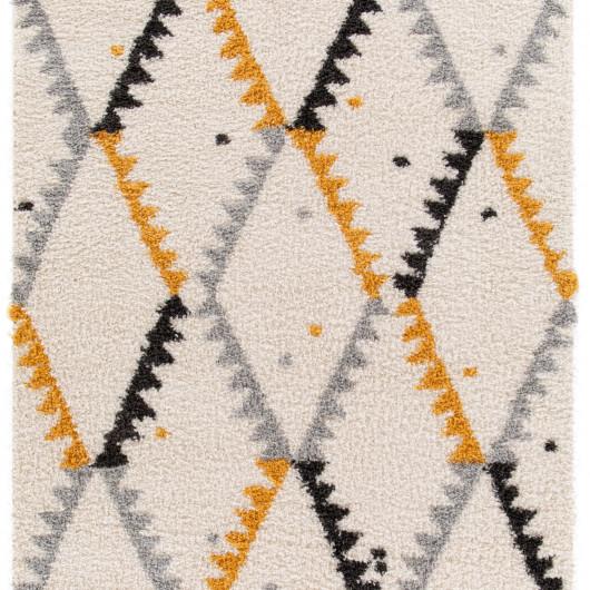Tapis enfant Disney - Planes Dusty bleu - 95x133cm.