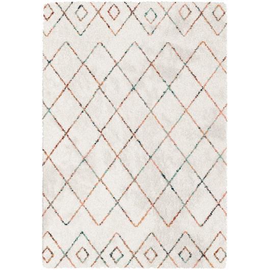 Paillasson caoutchouc d'extérieur SCOOBY - jaune/vert/bleu turquoise