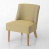 Sol vinyle lino à motifs géométriques Cubes - 2M - Cube-IT 97 - IVC