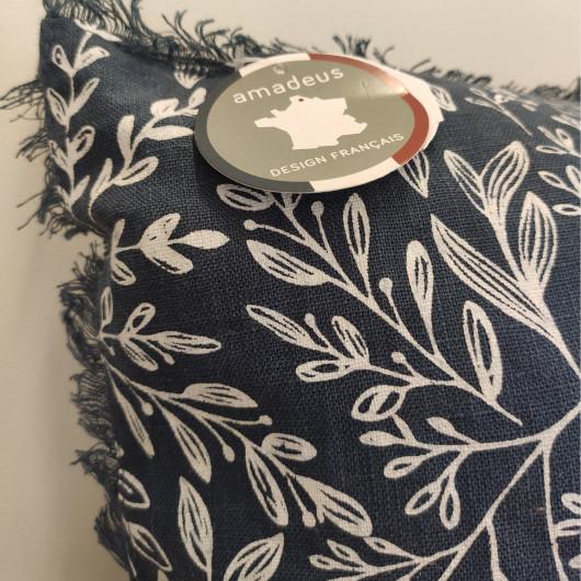 Tapis INDY  en cordes effet tressé couleur sisal naturel - 200x290cm.