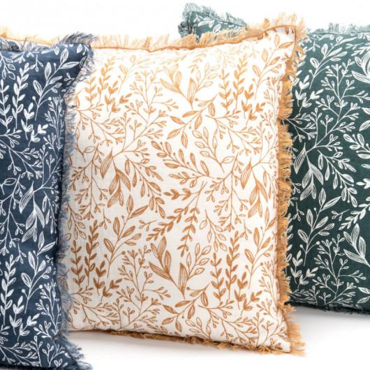 Tapis ALASKA - Ethnique noir et blanc - 120x170cm.