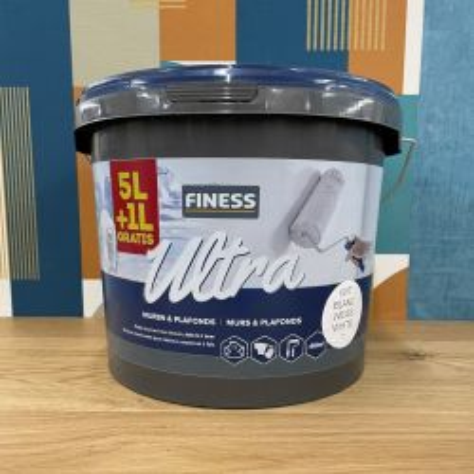 Tapis CANVAS à poils ras gris foncé et motif géométrique hexagones et triangles - 120x170cm.