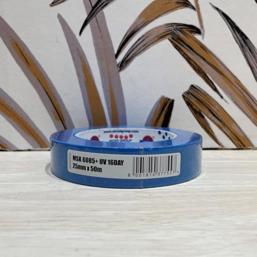 Papier peint Jasmine Multi couleurs pailleté à motif feuillage scandinave - UGEPA
