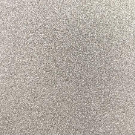 Paillasson Glamour Dots gris  - Efia - 50x75cm