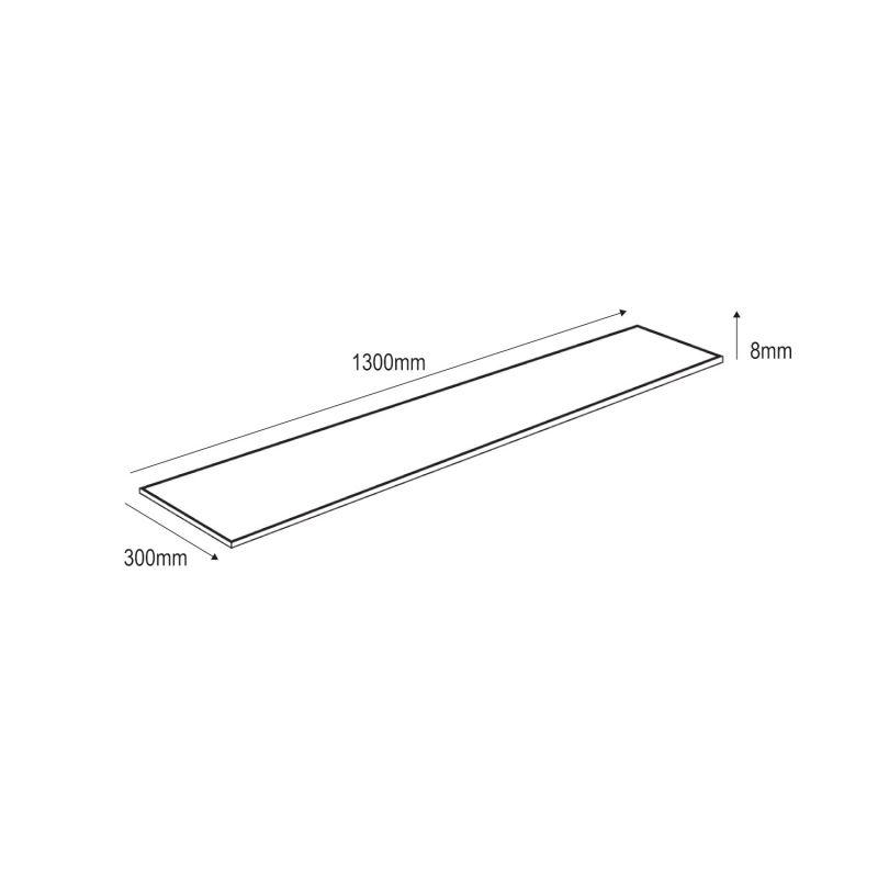 Papier peint vinyle imitation bois beige vintage - Faux Semblant - UGEPA