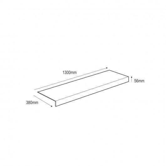 Paillasson Jardin de Fleurs - Efia - 50x75cm
