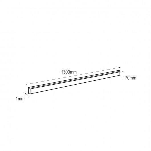 Revêtement de sol stratifié Miami Pine 30203 blanc - Solido Plus - Classen