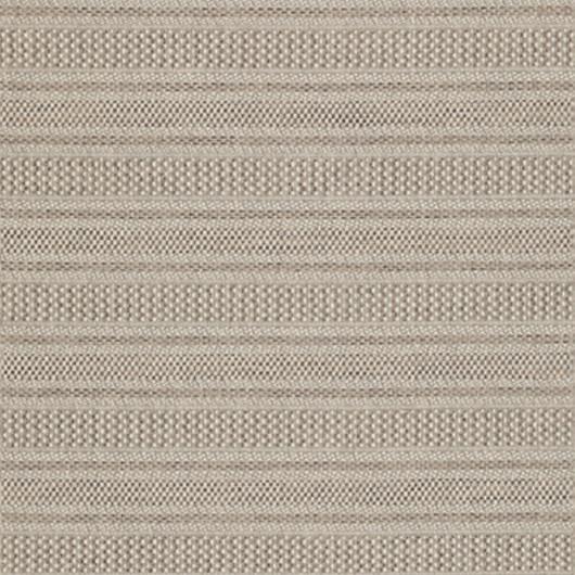 Tapis CANVAS motifs géométriques gris, bleu et beige - 140x200cm