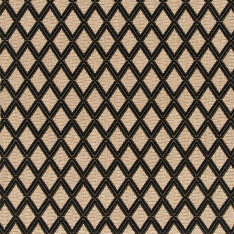 Tapis tissé STAR motif feuillage tropical - 140x200cm