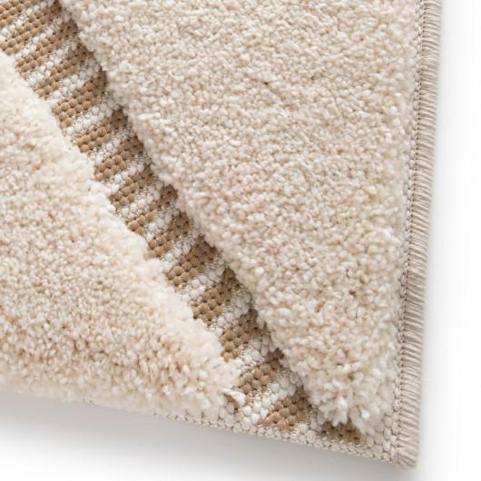 Sol vinyle lino Carreaux de ciment bleu vintage - 4M - CORDOBA TEXLINE - Gerflor