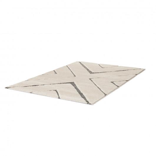 Sol vinyle lino lames parquet bois gris vintage Fisherman Washed- 4M - Primetex - Gerflor