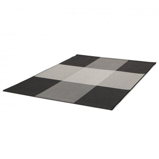 Sol vinyle lino lames parquet bois blanchi Noma White - 4M - Texline - Gerflor