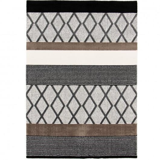 Sol vinyle lino lames parquet bois usé blanchi Fabrik White - 4M - Texline - Gerflor