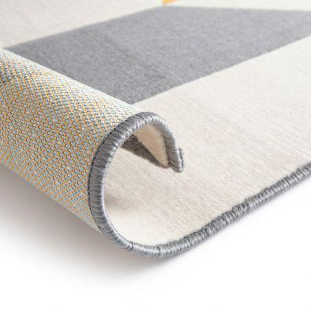 Papier peint tropical Madagascar - vert de gris - Rasch