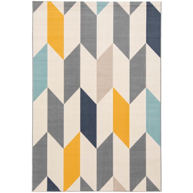 Papier peint tropical Madagascar - noir et blanc - Rasch