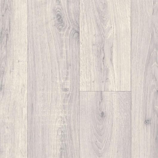 Papier peint tropical perroquet bleu et beige - Lutèce