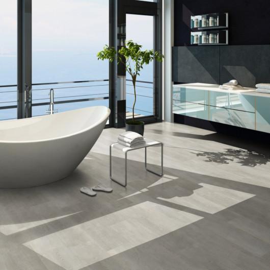 Tapis FLASH motif enfant lama sur fond bleu  - 120x170cm