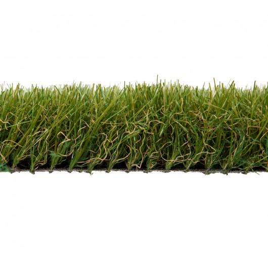 Tapis rond RICHIE pour enfant - tête d'ours écru - diamètre 120cm.