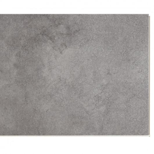 Tapis RITUAL bi-matière à motif structuré taupe - 160x230cm