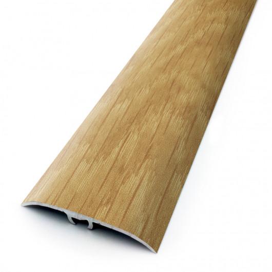 Papier peint Hexagonal 3D bleu et gris - GALACTIK - UGEPA