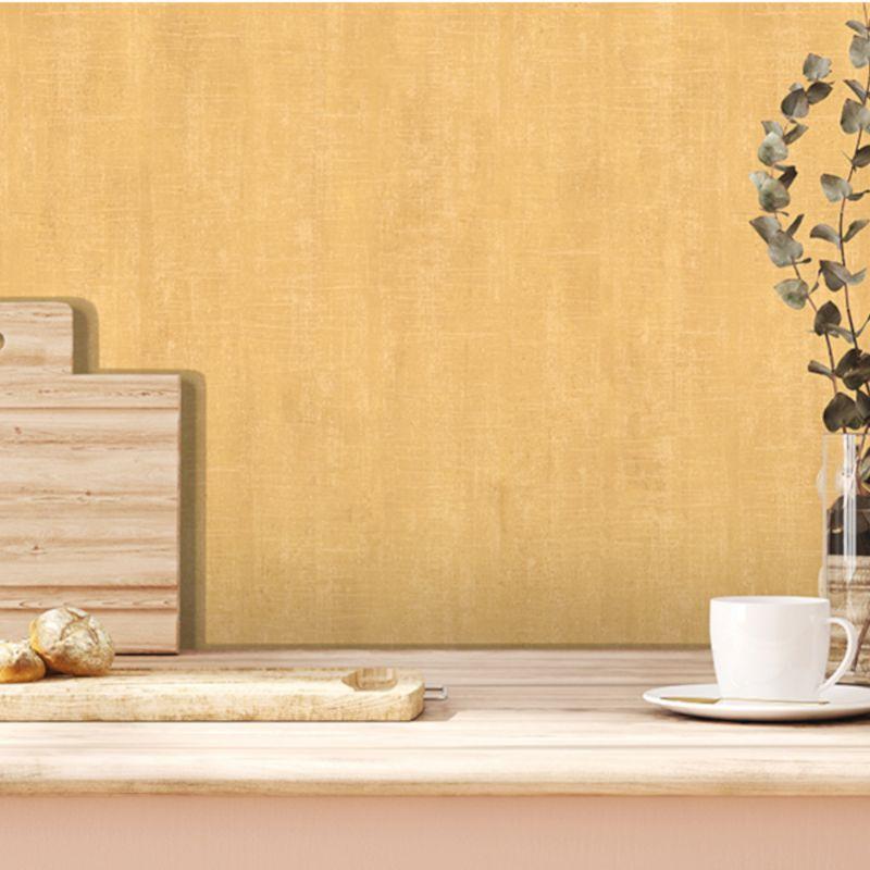 Papier peint grand motif géométrique forme Y en 3D beige - ONYX - UGEPA