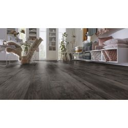Lame PVC clipsable avec quatre chanfreins - Livyn Ambient Click - Quick Step